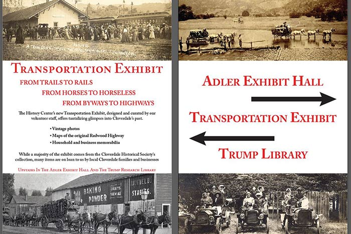 Transportation Exhibit Posters