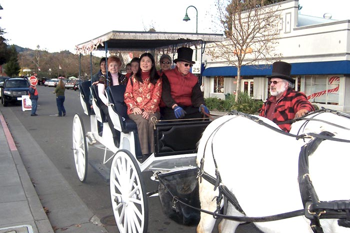 Horse Carriage Riders