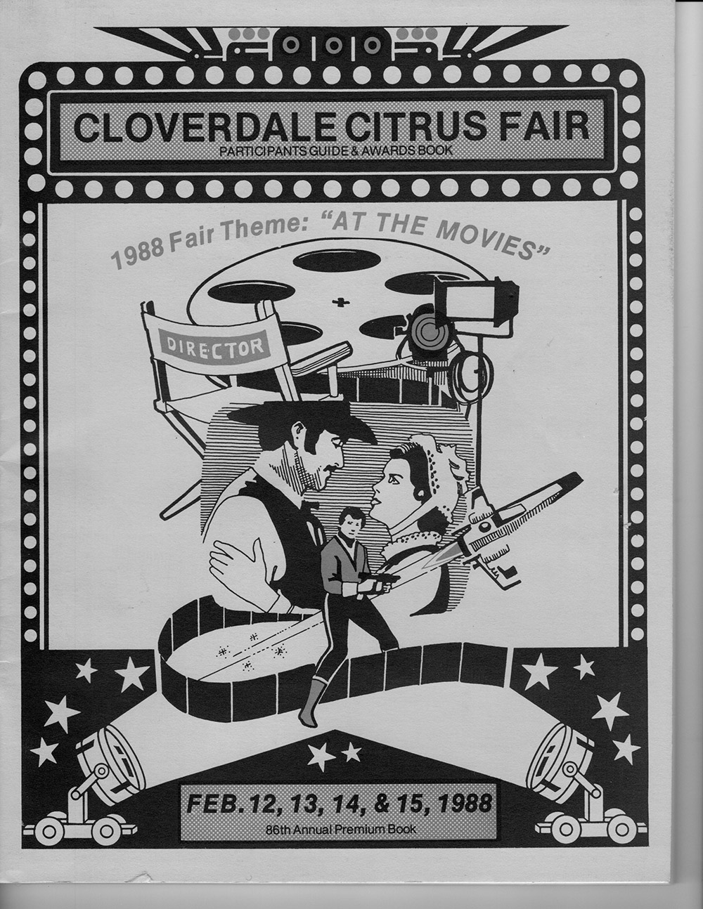 Cloverdale Citrus Fair 1988