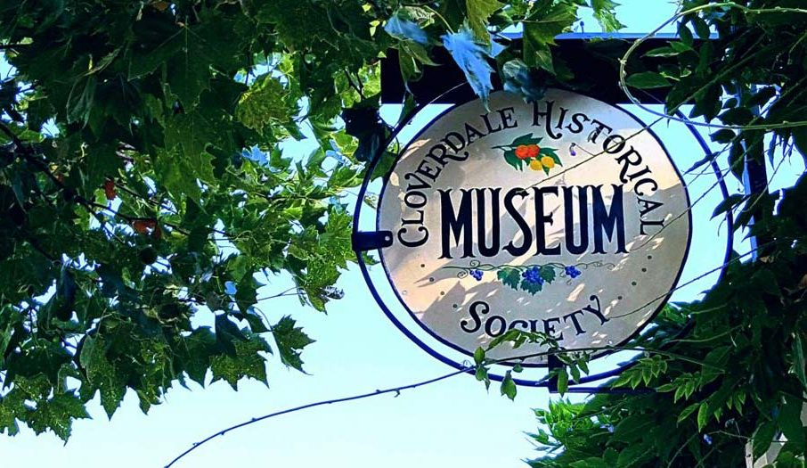 Visit the Cloverdale History Center and Museum